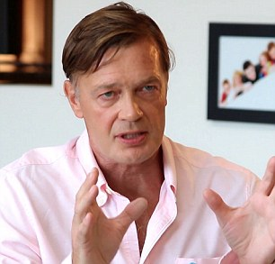 Disgraced British doctor Andrew Wakefield directed the film that was axed from the festival. He is infamous for starting the MMR debate 18 years ago
