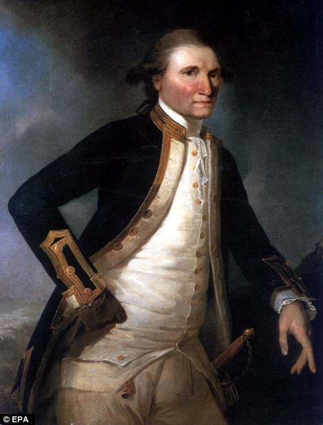 Captain James Cook returned the Endeavour to England in 1771 where it was largely forgotten before it was sold four years later